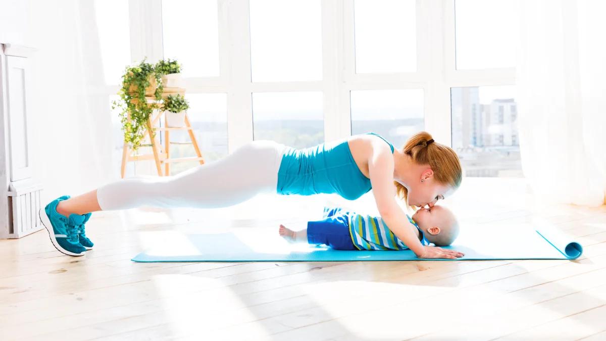 activité maman et bébé